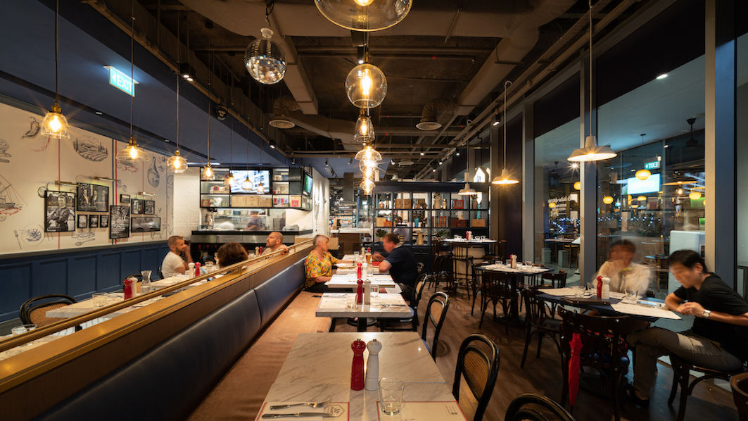The bistro of So France - EDGEPROP SINGAPORE
