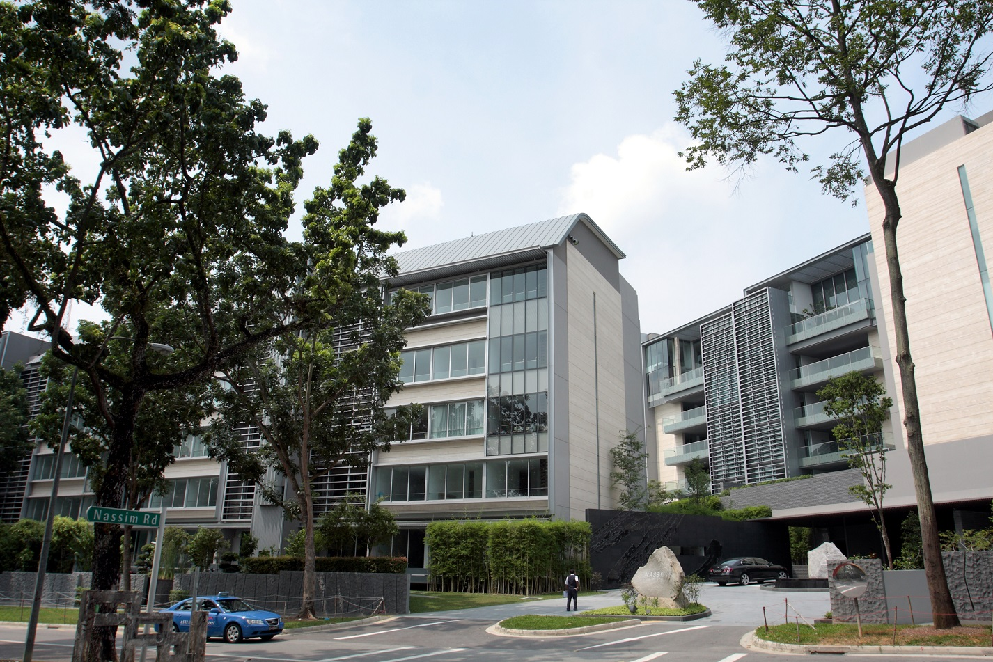 NASSIM PARK RESIDENCES - A 3,477 sq ft, four-bedroom unit at Nassim Park Residences change hands for $11.85 million ($3,408 psf), according to a caveat lodged on Aug 14 (Photo: Samuel Isaac Chua/EdgeProp Singapore) - EDGEPROP SINGAPORE