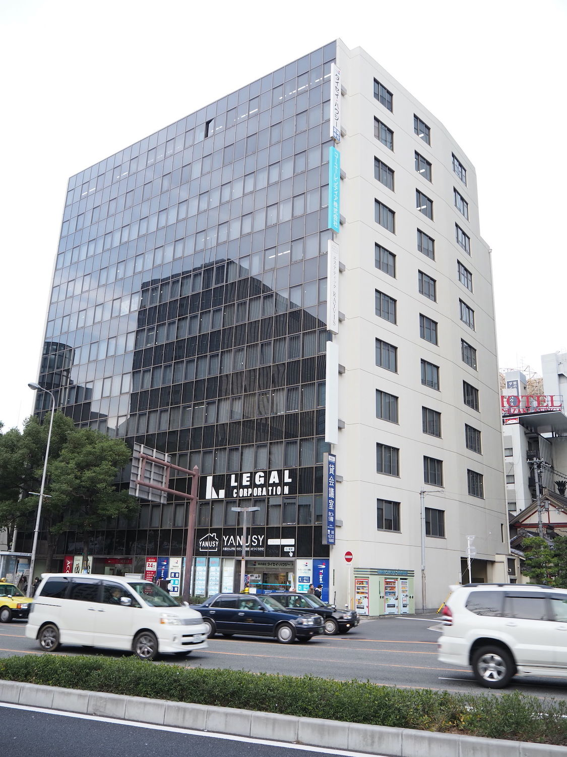 EDGEPROP SINGAPORE -  Last December, Thakral  purchased Umeda Pacific Building, an 11-storey office building prominently located along Mido Suji in Osaka, as part of its investment portfolio (Photo: Thakral Corp)