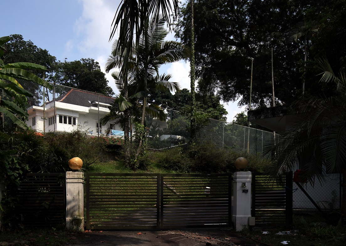 GCB NASSIM ROAD - The Good Class Bungalow at 33 Nassim Road that was sold for $230 million