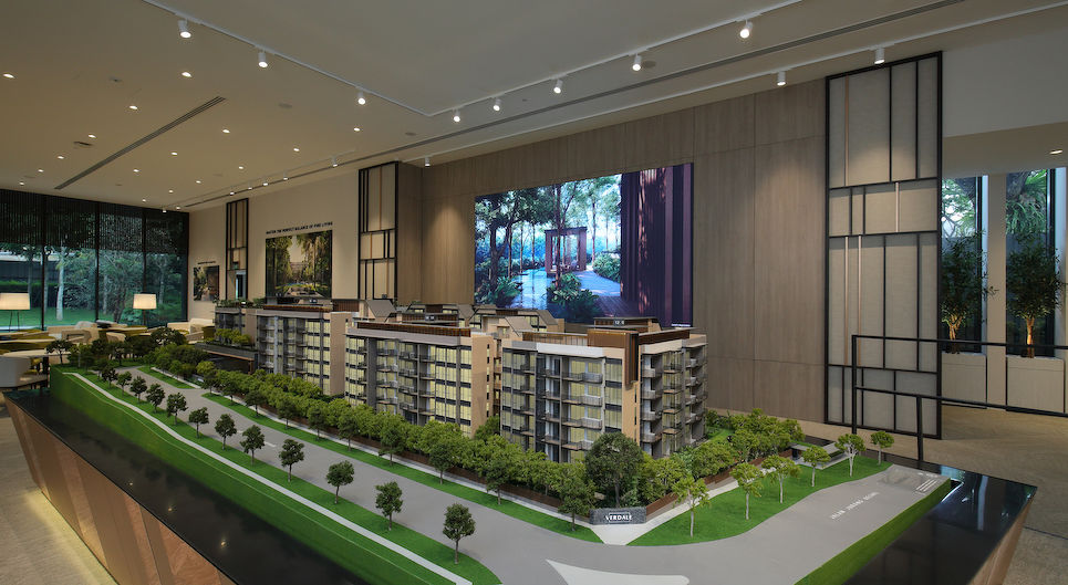 BLD VERDALE SCALE MODEL - EDGEPROP SINGAPORE