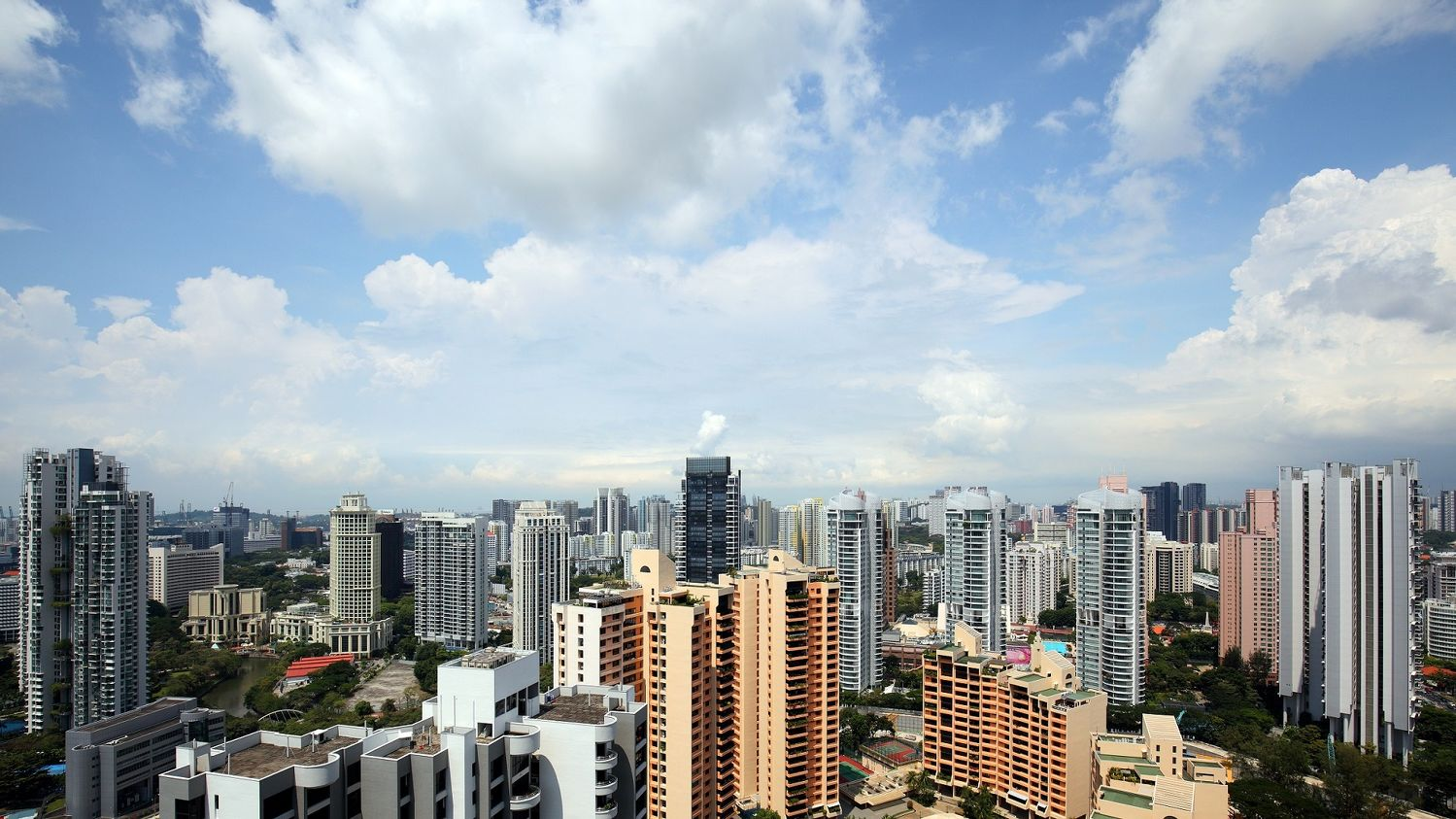 EDGEPROP SINGAPORE - Urban Redevelopment Authority private residential property price index corrected 1% in 1Q2020 and according to the flash estimates, is expected to correct by another 1.1% in 2Q2020 (Photo: Samuel Isaac Chua) - EDGEPROP SINGAPORE