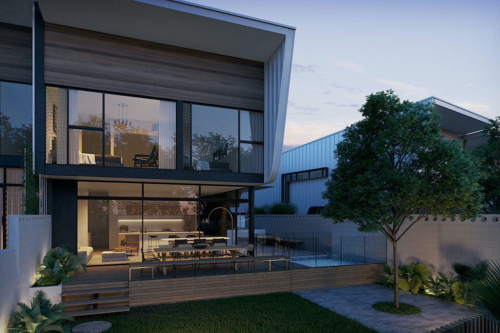 EDGEPROP SINGAPORE -  Noosa Parkridge, a luxury residential development near Noosa Springs Golf Resort as well as shopping and dining amenities at Noosa Junction and Hastings Street (Photo: Thakral Corp)