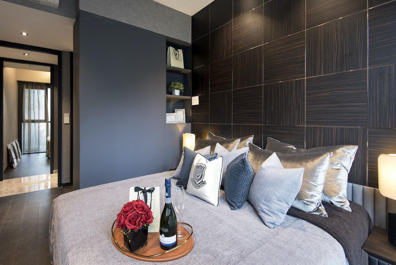 Master bedroom - EDGEPROP SINGAPORE