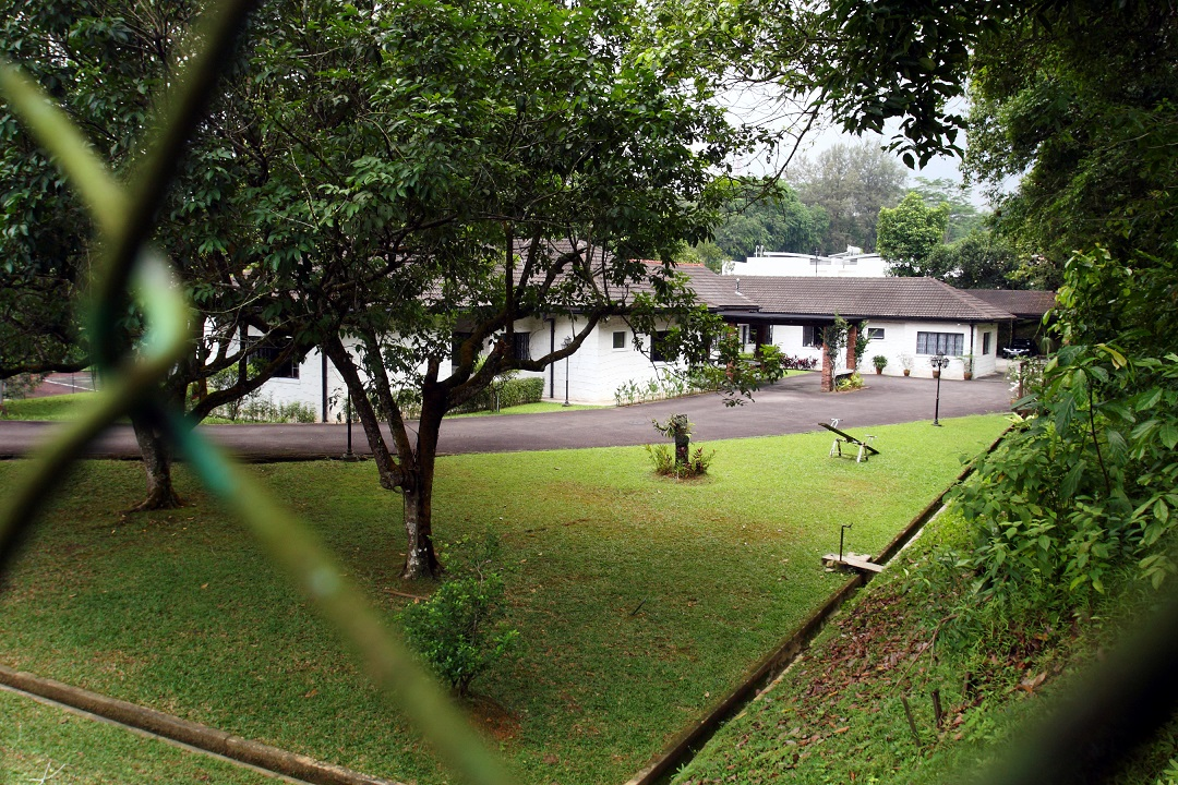 Ng's ambition now is to redevelop his Good Class Bungalow site at Yarwood Avenue, which sits on a sprawling site of 69,548 sq ft, into three luxury GCBs with basement parking that would appeal to vintage car collectors (Photo: The Edge Singapore)