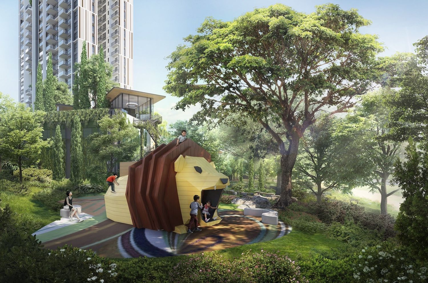 The Wilderness Fantasy Adventure - EDGEPROP SINGAPORE
