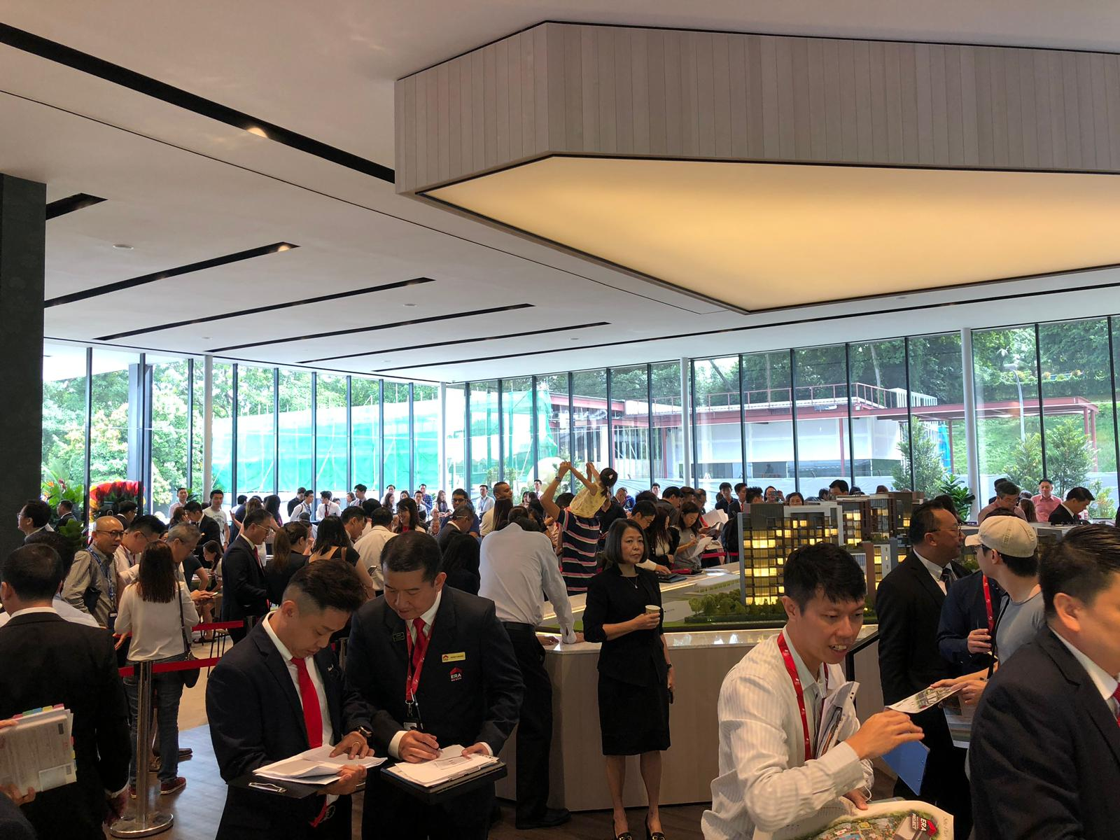 FOURTH AVENUE RESIDENCES - Fourth Avenue Residences saw strong interest at its launch weekend