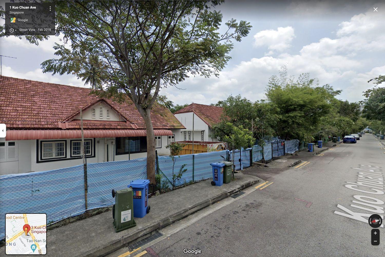 KUO CHUAN AVE GOOGLEMAPS - EDGEPROP SINGAPORE
