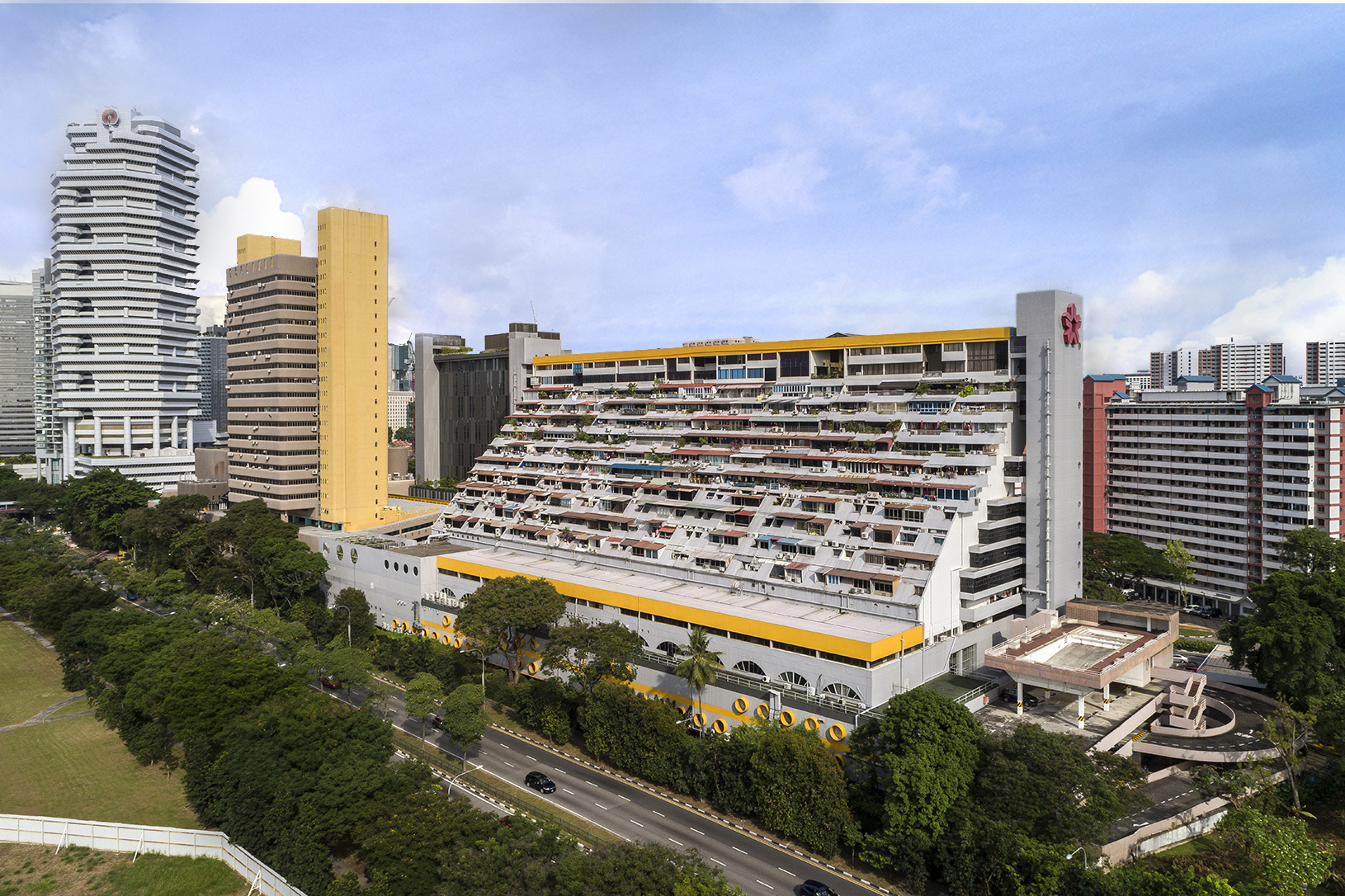 Golden Mile Complex - EDGEPROP SINGAPORE