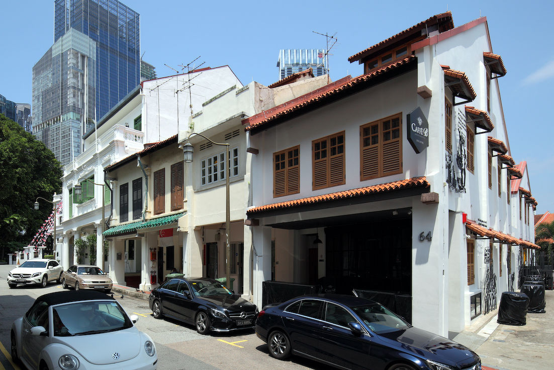 shophouse at 64 Club Street - EDGEPROP SINGAPORE