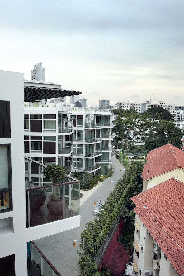 EDGEPROP SINGAPORE - A duplex penthouse at Belle Vue Residences is on the market for $5.41 million (Photo: Samuel Isaac Chua/EdgeProp Singapore)