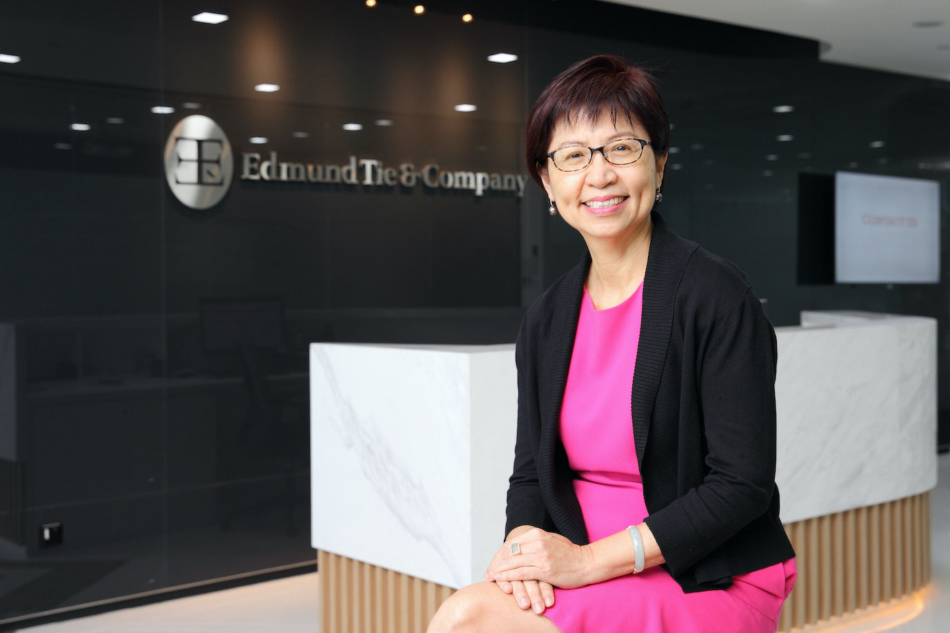Ong: The role of the office will change. ith the circuit-breaker and with WFH, that begs the question: 'Do we need the space that we have now?' (Photo: Samuel Isaac Chua/EdgeProp Singapore)