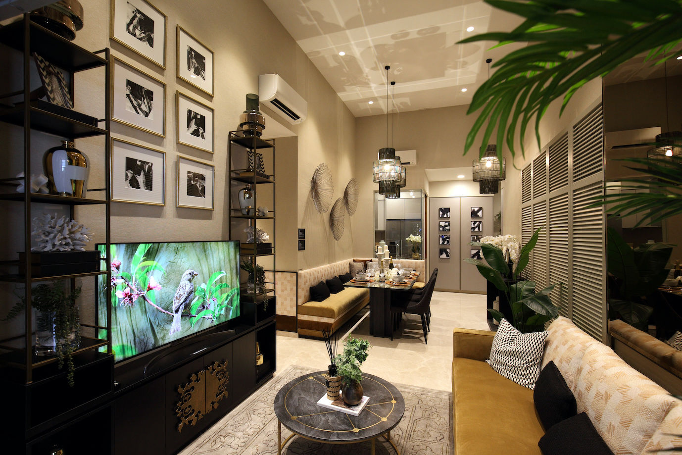 Daintree Residence showflat - EDGEPROP SINGAPORE