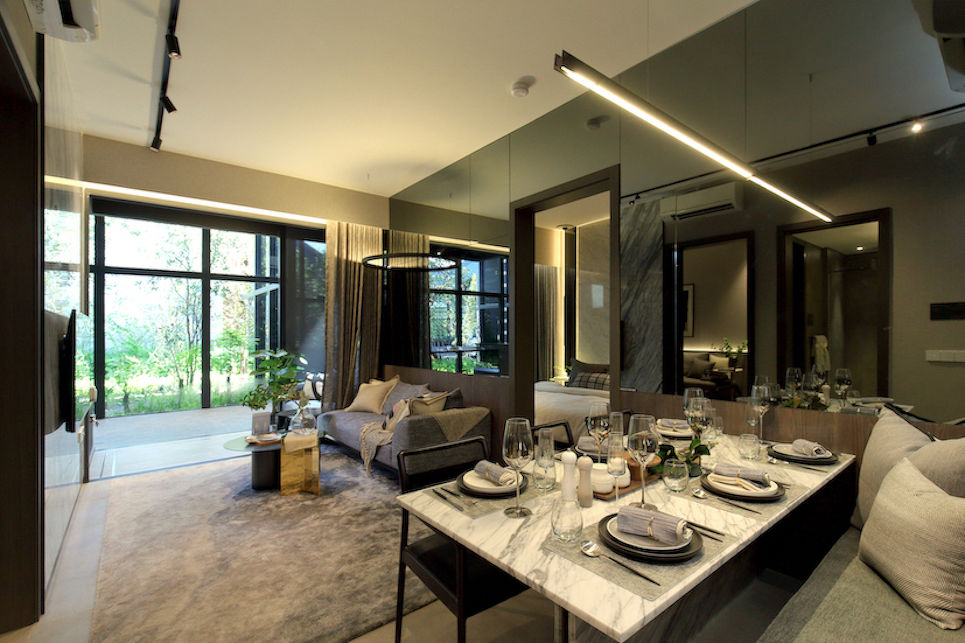 two-bedroom unit at Midtown Modern - EDGEPROP SINGAPORE
