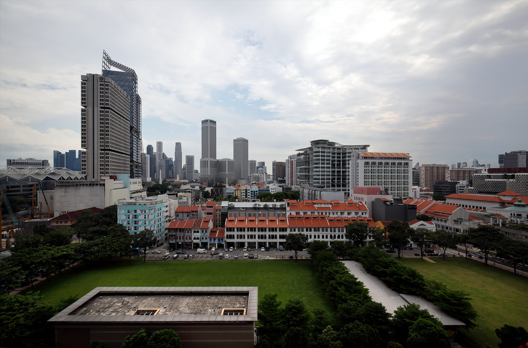 Guocoland - The site on Tan Quee Lan Street saw two bids, with GuocoLand submitting the top bid of $1,535 psf ppr (Photo: Samuel Isaac Chua/EdgeProp Singapore)