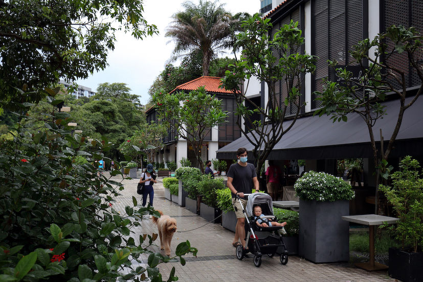 EDGEPROP SINGAPORE - 新加坡河畔的步行道