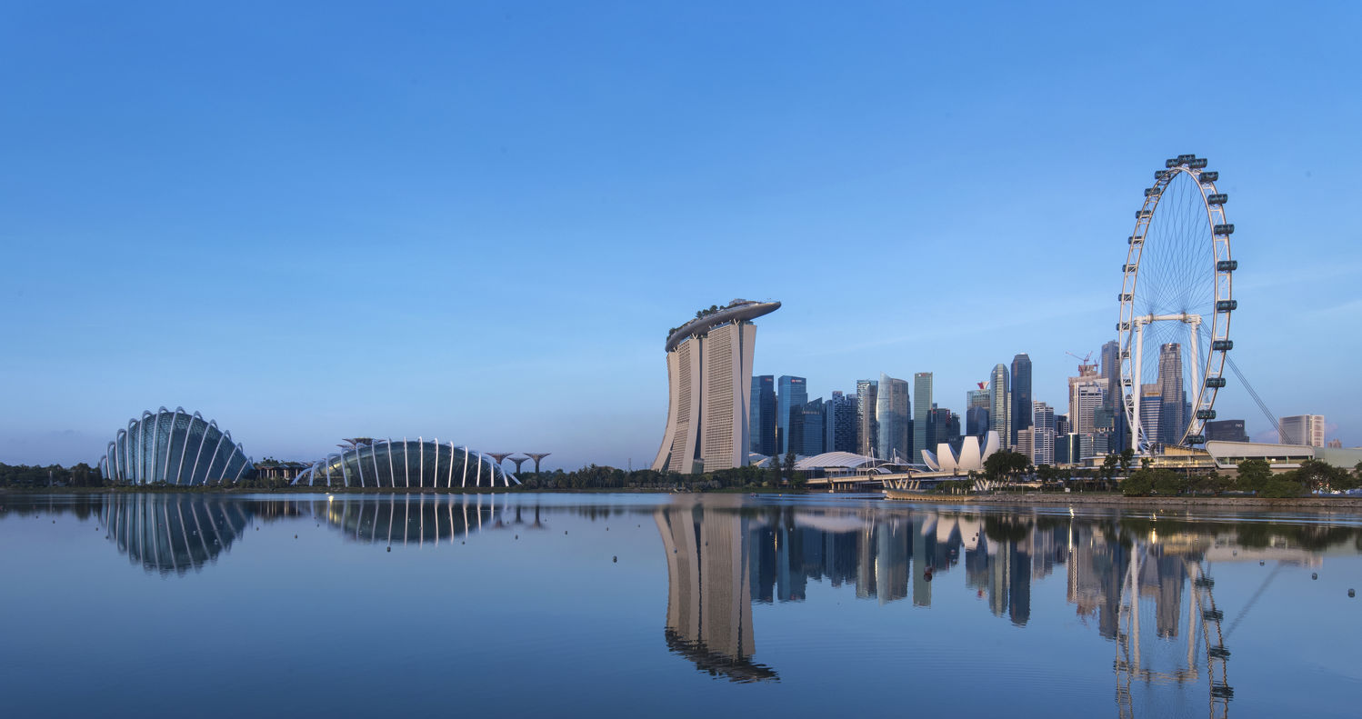 The Marina Bay area - EDGEPROP SINGAPORE