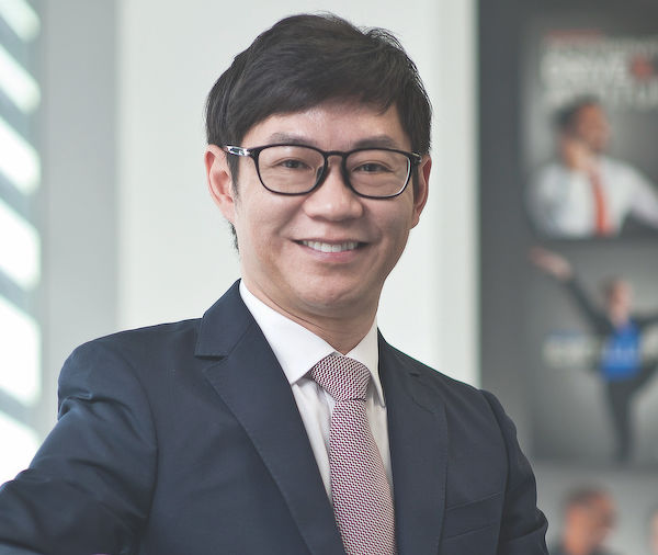 Harry Tan is head of research for real estate, Asia Pacific, at Nuveen Real Estate
