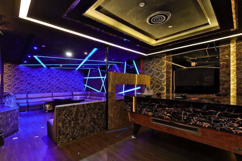 One of the VIP rooms at Club De Zara - EDGEPROP SINGAPORE