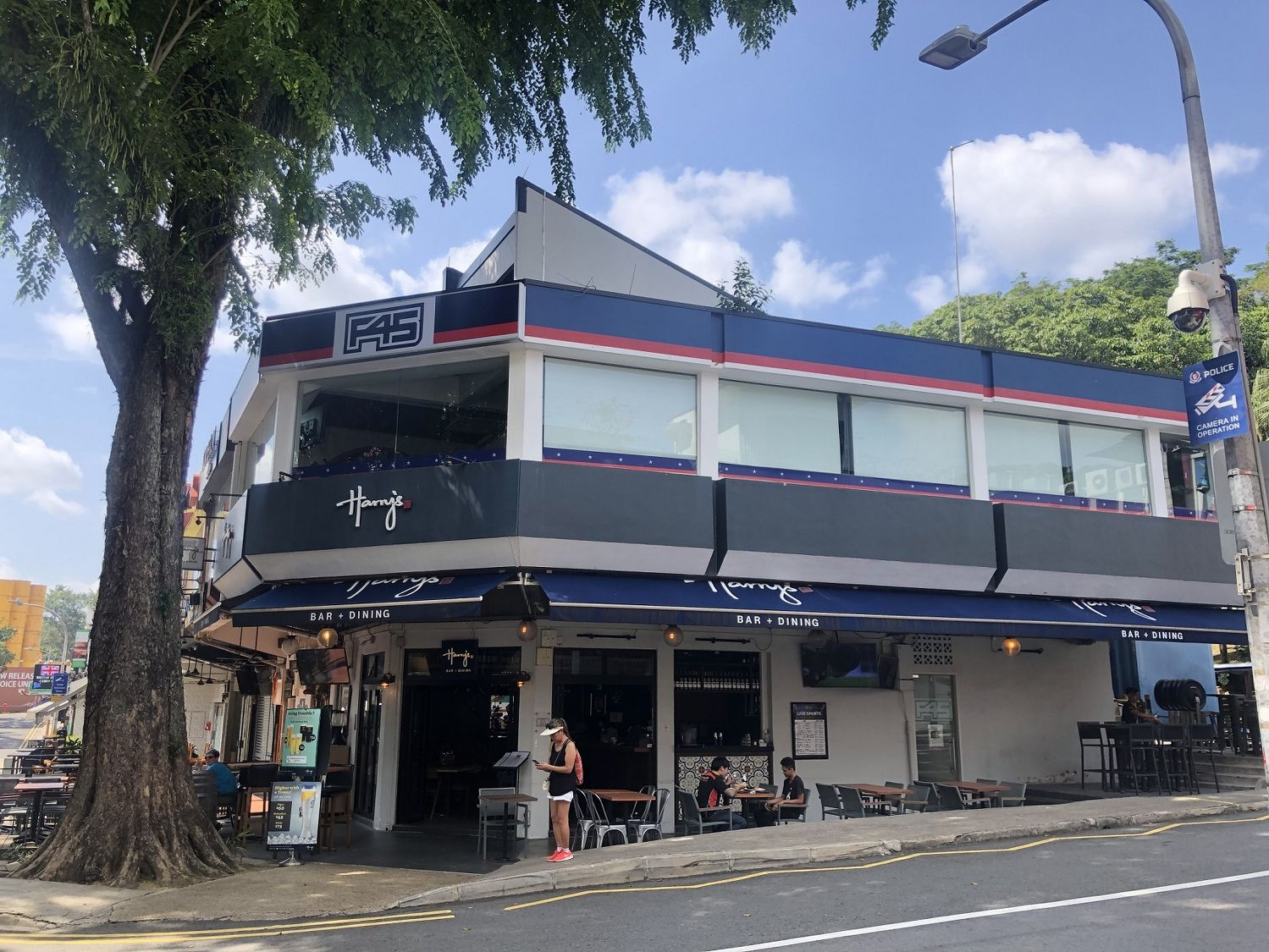 EDGEPROP SINGAPORE - The corner shophoust at Lorong Mambong has an asking price of $20.8 million (Photo: Savills Singapore)