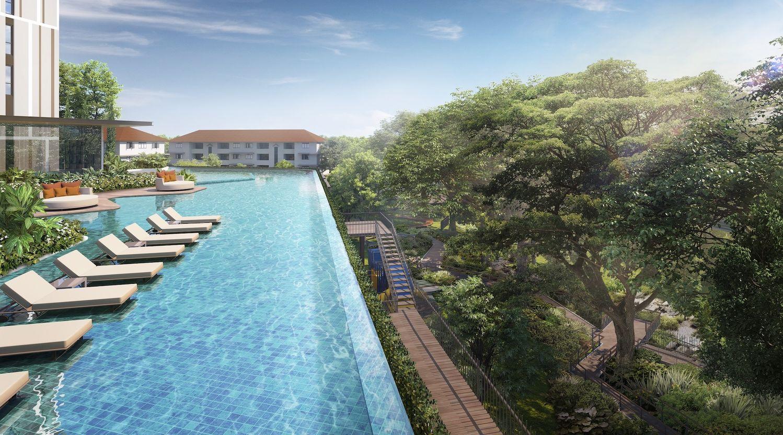 infinity pool - EDGEPROP SINGAPORE