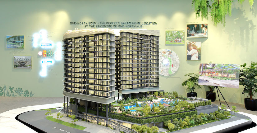 BLD-ONE-NORTH-EDEN-SCALE-MODEL - EDGEPROP SINGAPORE