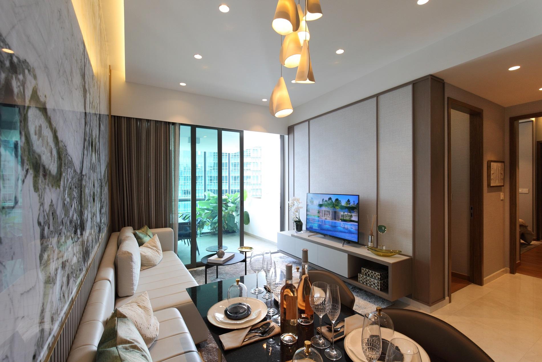 8 Saint Thomas living room - EDGEPROP SINGAPORE