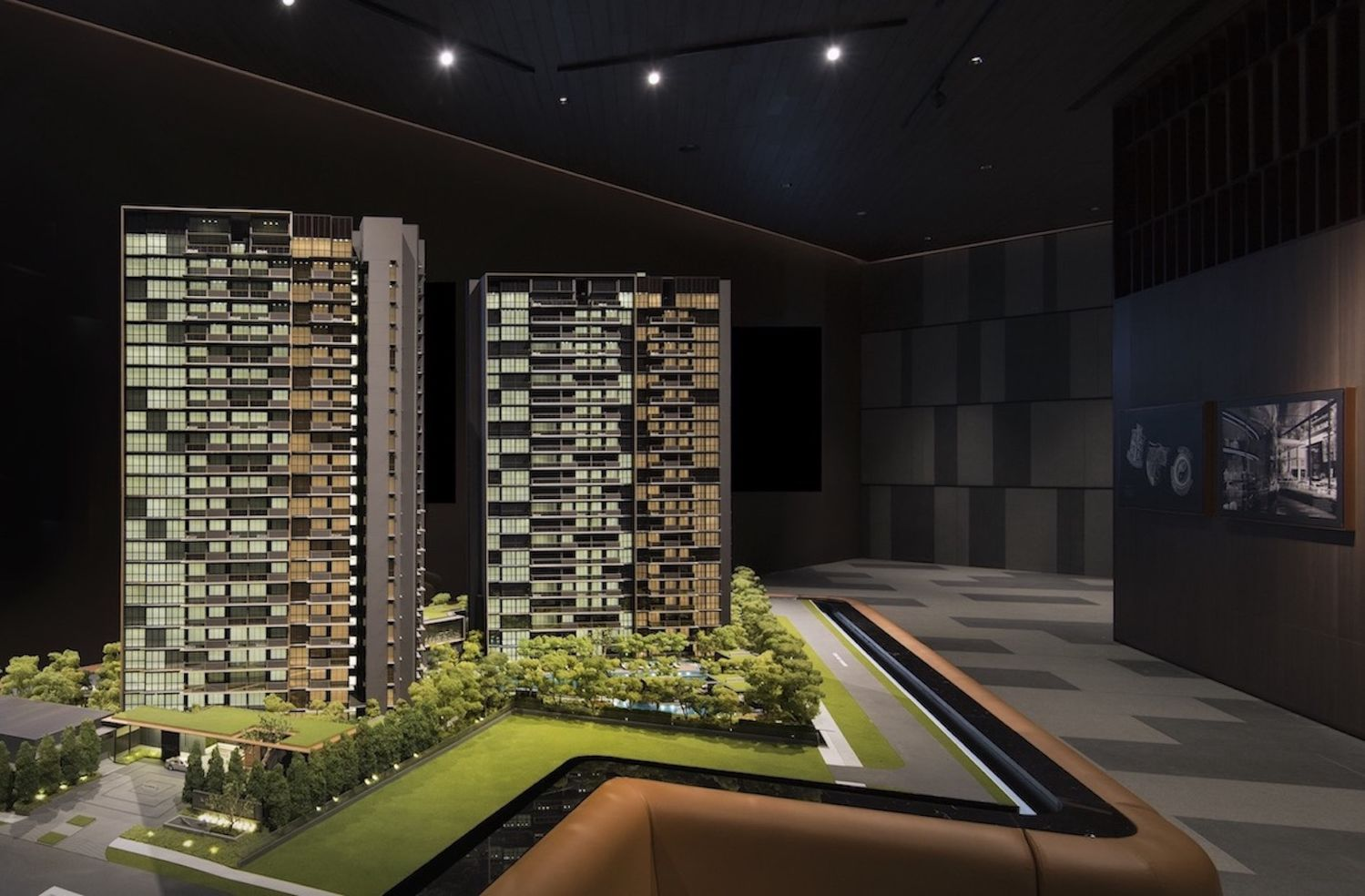 EDGEPROP SINGAPORE - Projects' sales galleries are not allowed to open until further notice, according to URA (Photo: Albert Chua/EdgeProp Singapore)