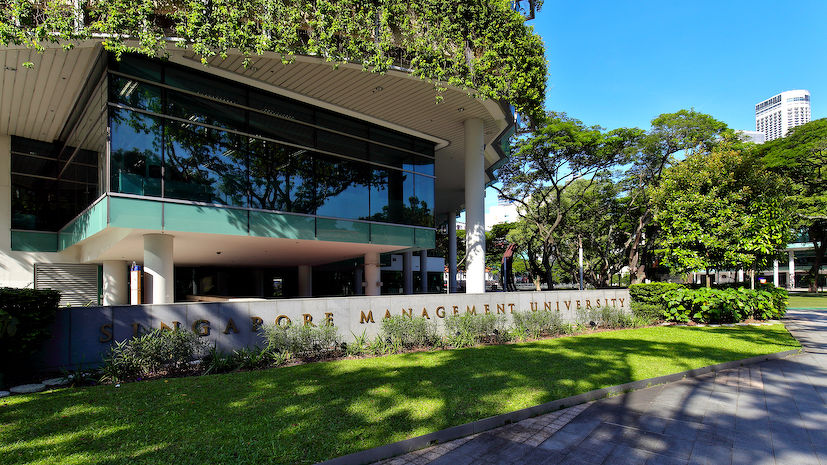 The Singapore Management University - EDGEPROP SINGAPORE