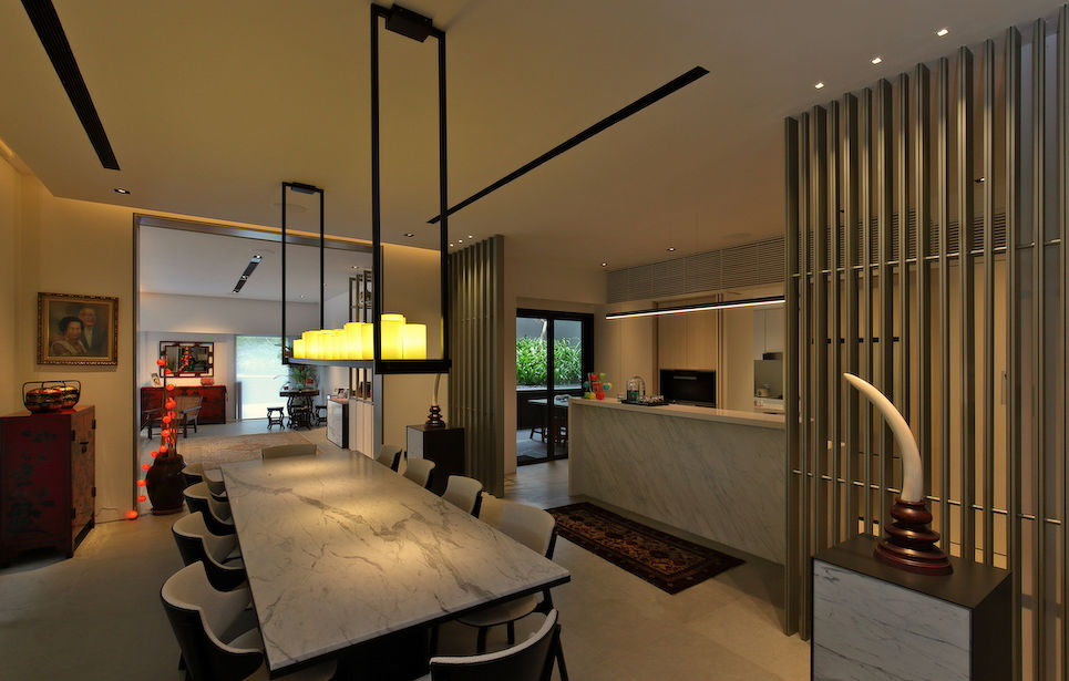 Dining are and dry kitchen - EDGEPROP SINGAPORE