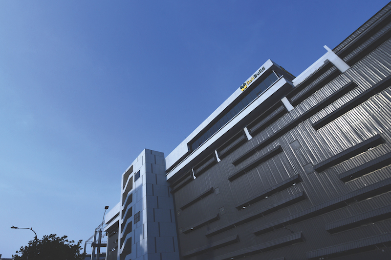 SOILBUILD - The new headquarters signifies the evolution of Soilbuild Group in recent years as it invests in automation and new technology for its construction business, ventures further beyond Singapore's shores and makes forays into new asset classes