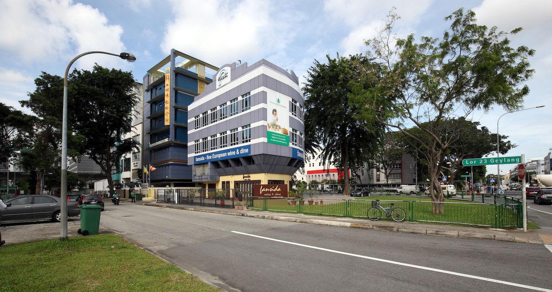 COMMERCIAL BUILDINGS AT LOR 23 GEYLANG - EDGEPROP SINGAPORE