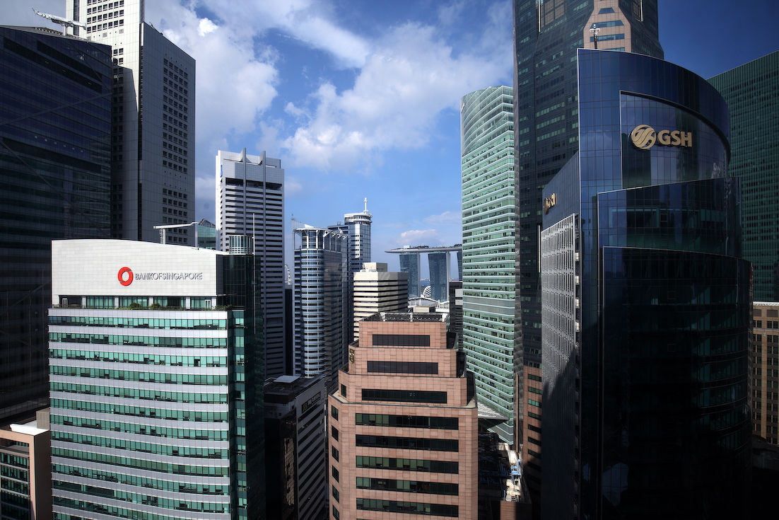 Even as they are currently assessing the Covid-19 outbreak situation, more office occupiers are likely to commit to suitable business space locations after the outbreak subsides (Photo: Samuel Isaac Chua/EdgeProp Singapore)