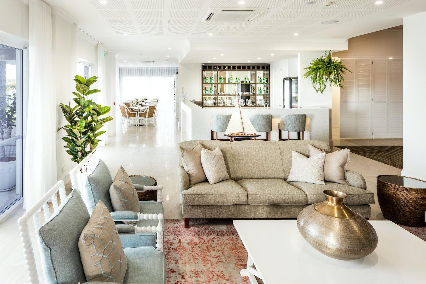 EDGEPROP SINGAPORE - The residents' indoor lounge at GemLife Bribie Island, Queensland (Photo: GemLife)