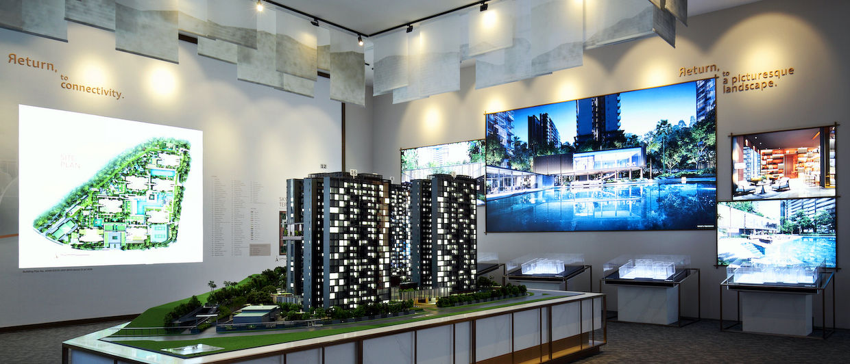 EDGEPROP SINGAPORE  - About 20% to 30% of the purchases at Jadescape were made by Singaporeans based overseas, says Yen Chong of Qingjian Realty (Photo: Samuel Isaac Chua/EdgeProp Singapore) - EDGEPROP SINGAPORE