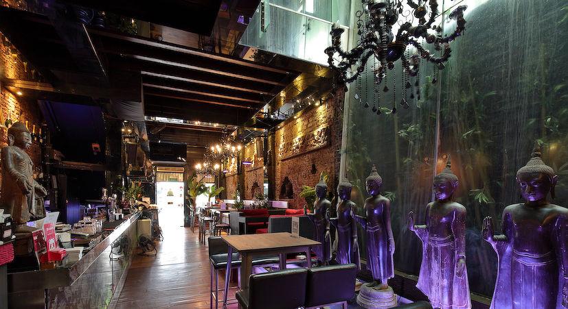 The interior of Savanh Bistro & Lounge - EDGEPROP SINGAPORE