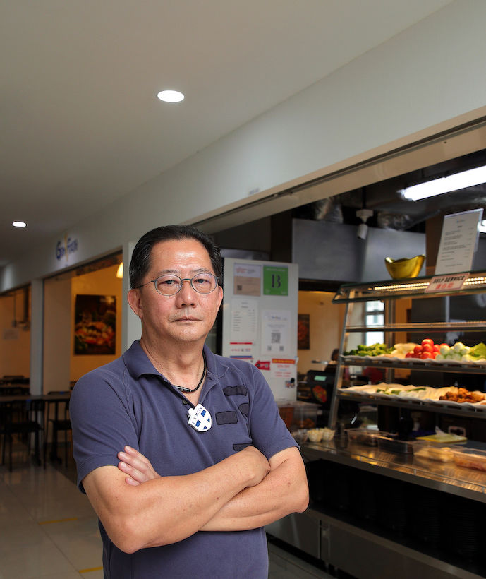 Tan: I've never experienced anything like this. It's getting really scary in the sense that we don't know what's going to happen next or how long this is going to last. That's what gives me sleepless nights (Photo: Samuel Isaac Chua/EdgeProp Singapore) - EDGEPROP SINGAPORE