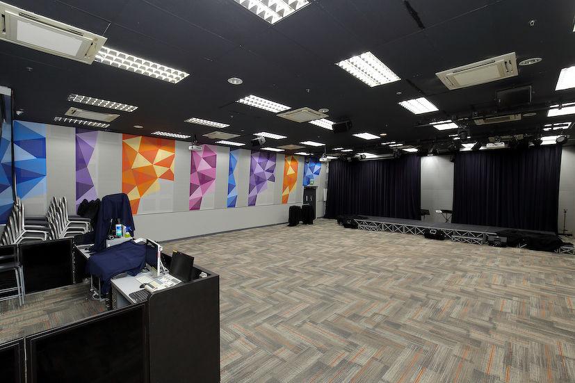 Interior of an auditorium - EDGEPROP SINGAPORE