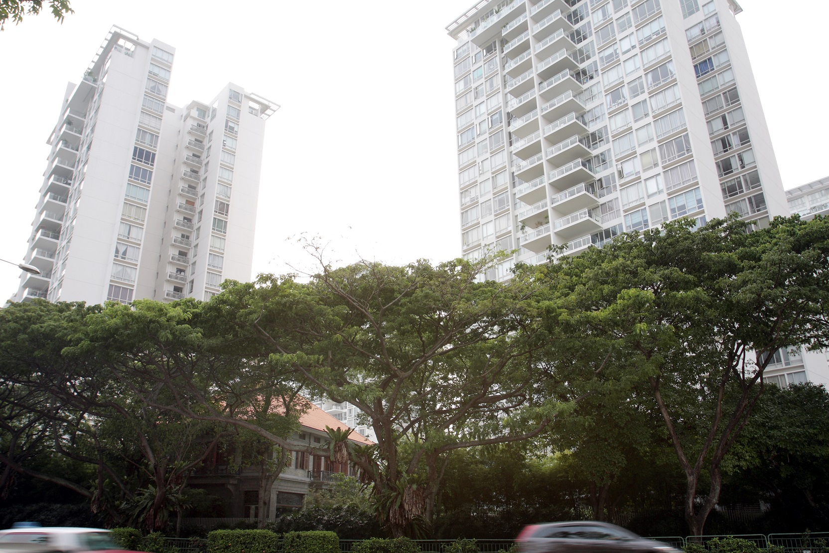 Alan Tan's condominium investments include a unit in The Sea View on Amber Road (Photo: Samuel Isaac Chua/EdgeProp Singapore)