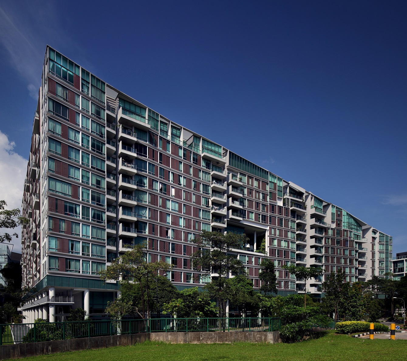 ONE NORTH - The last residential site that was sold in one-north was in 2005, the site of one-north Residences next door (Photo: Samuel Isaac Chua/EdgeProp Singapore)  - EDGEPROP SINGAPORE