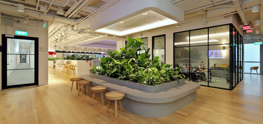 positive workplace - EDGEPROP SINGAPORE