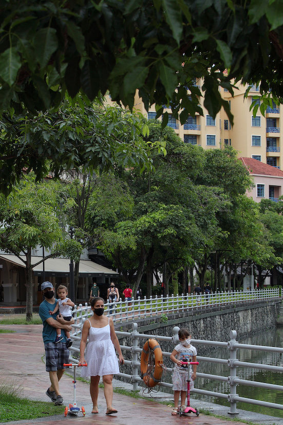 EDGEPROP SINGAPORE - Koreans place a premium on projects near the river (Photo: Samuel Isaac Chua/EdgeProp Singapore)