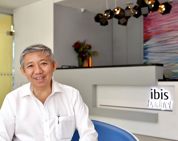 Koh: That's why Accor saw us as a perfect fit for midscale and economy brands. We are enjoying over 90% occupancy at most of our hotels (Photo: Samuel Isaac Chua/EdgeProp Singapore)  - EDGEPROP SINGAPORE
