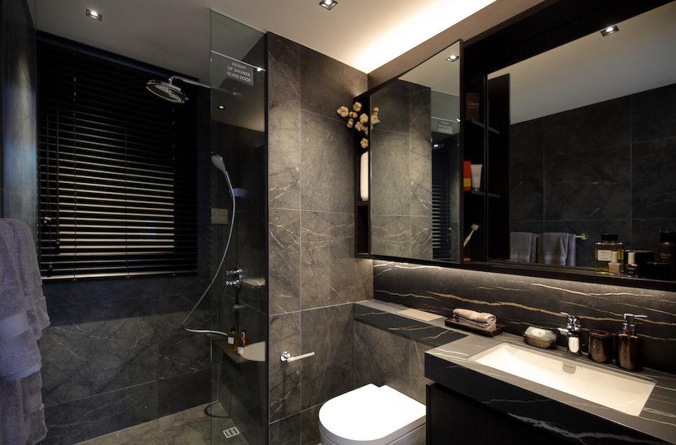 Master bathroom - EDGEPROP SINGAPORE