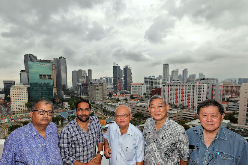 collective sale committee members - EDGEPROP SINGAPORE