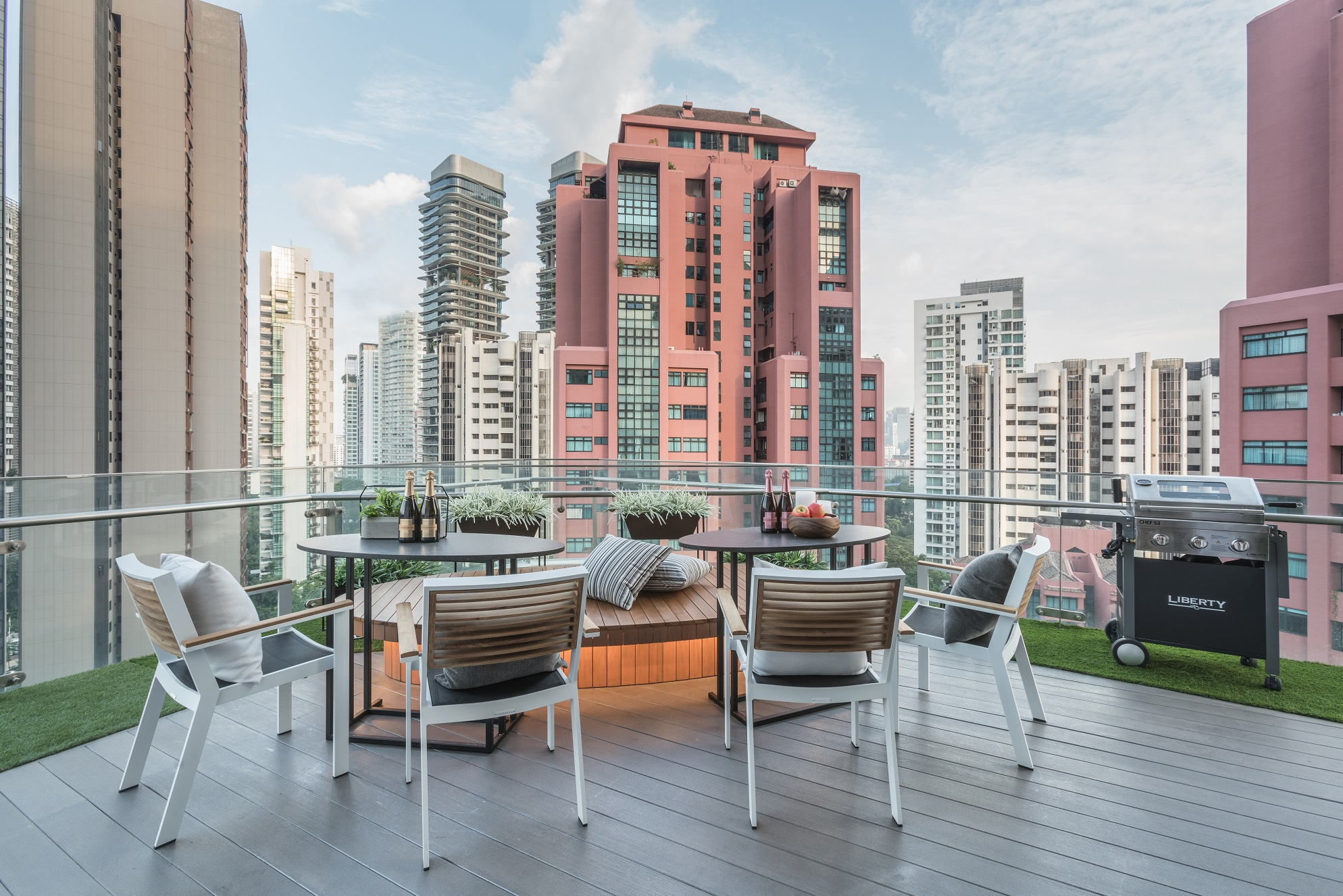 CO-LIVING - Co-living needs to be in locations that attract millennial expatriates. That's why city centres and city fringe locations work best, says Cai (Photo: Koh Brothers Group)