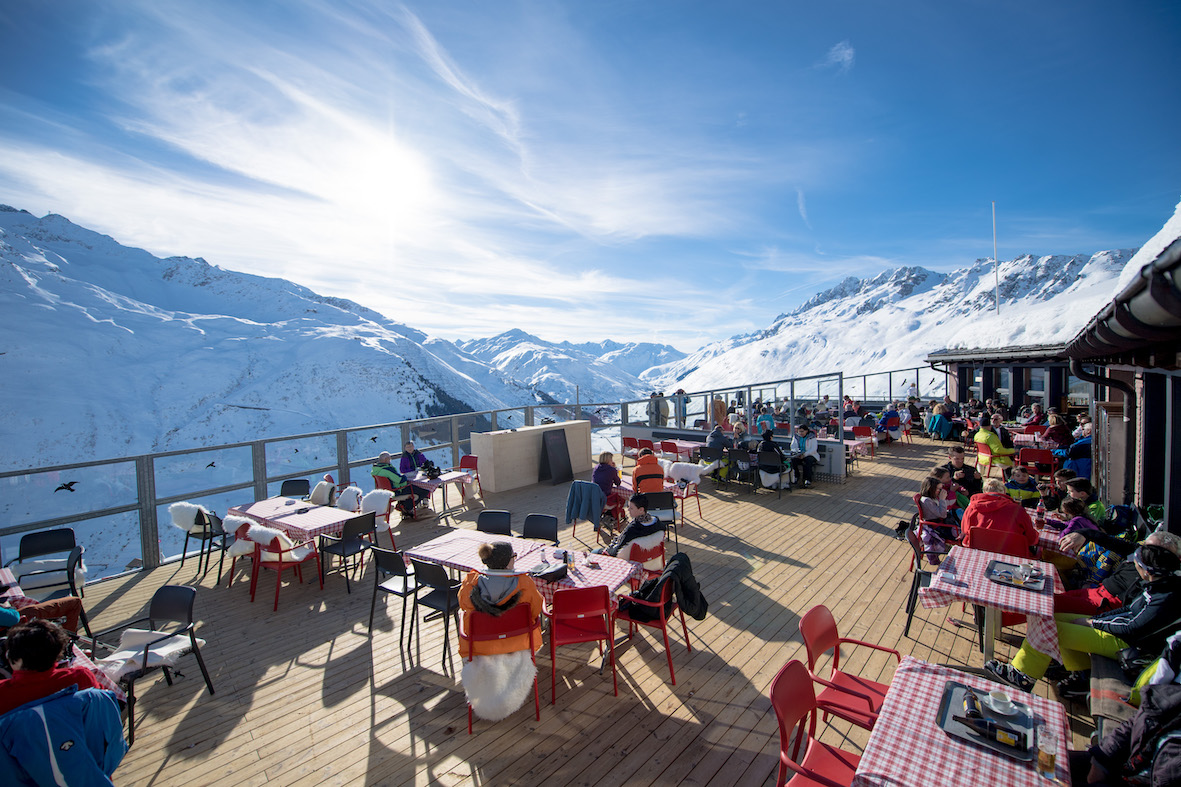Andermatt Swiss Alps has not seen a drop in visitors and guests given that the majority of our clientele at this time of the year are from Europe (Photo: Andermatt Swiss Alps)
