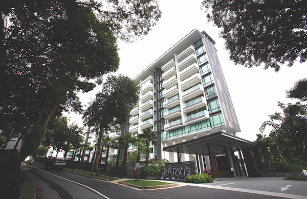 At Parvis on Holland Hill, a 1,701 sq ft, three-bedroom unit was sold for $3.26 million ($1,917 psf) last month (Photo: Samuel Isaac Chua/EdgeProp Singapore) - EDGEPROP SINGAPORE