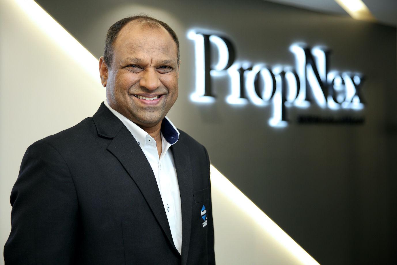 Ismail Gafoor, CEO of PropNex - EDGEPROP Singapore - EDGEPROP SINGAPORE
