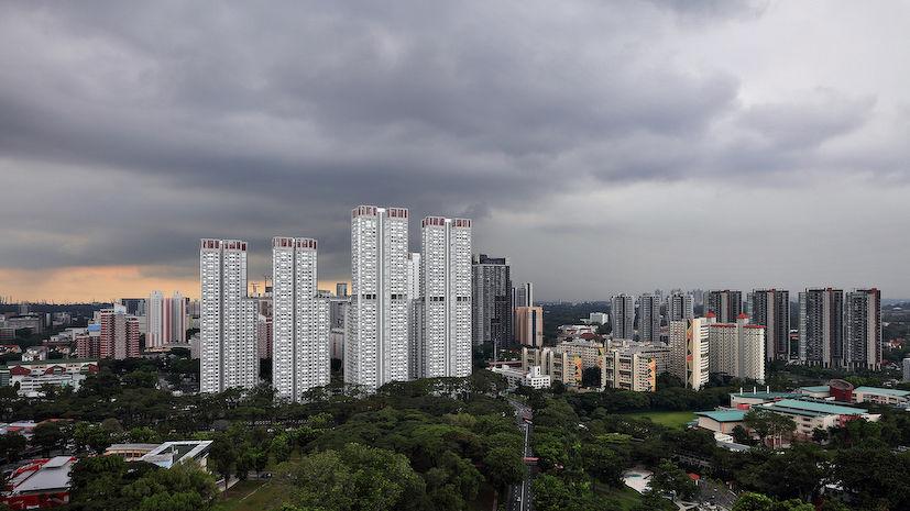 开发商和买家正采取观望的态度来评估阻断措施结束后的人气(图片来源:Samuel Isaac Chua/Edgeprop Singapore)